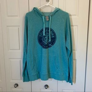 Light summer hoodie
